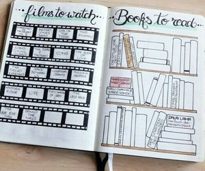 diy, idea, and bullet journal image