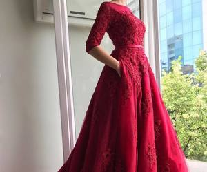 dress, evening gown, and outfit image