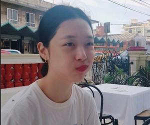 asian girl, girl, and korea image