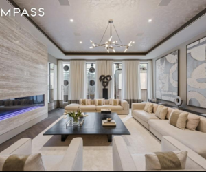 home, penthouse, and lounge room image