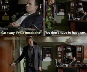 best friends, house md, and wilson image