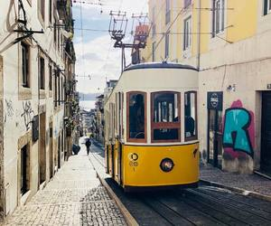 bonde, lisbon, and portugal image