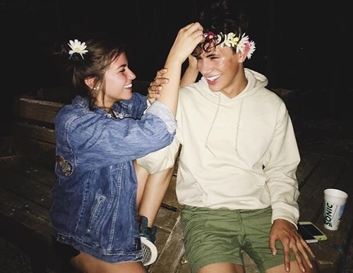 couple, cute, and indie image