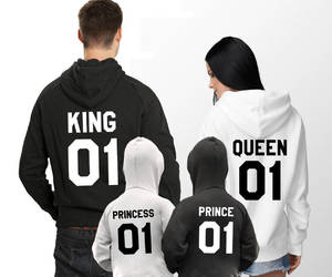 cousin, etsy, and matching hoodie image