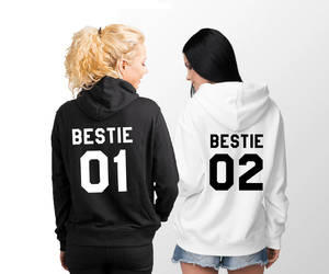 beauty, best friend, and bff image