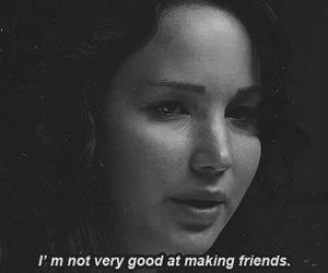 games, Jennifer Lawrence, and katniss image