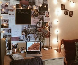 room, autumn, and fall image