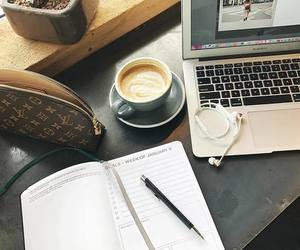 coffee and study image