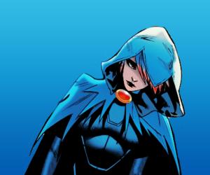 DC, raven, and rachel roth image
