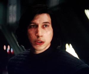 handsome, star wars, and kylo ren image