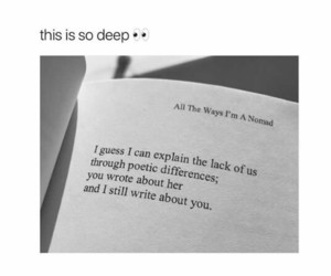 deep and quotes image