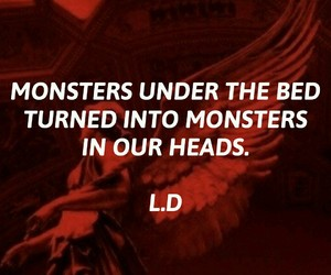 deep, fear, and monsters image