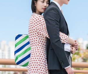 suzy, couple, and kdrama image