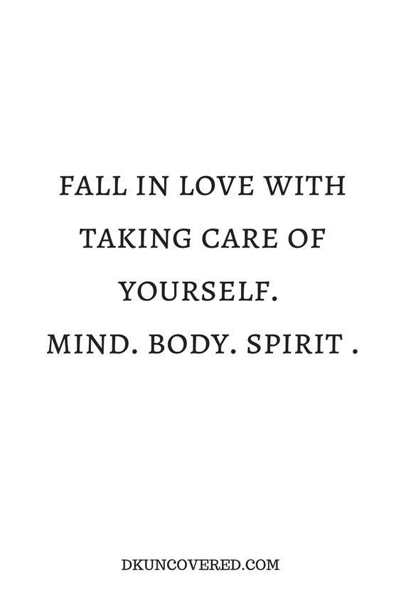 Mind Body Soul On We Heart It