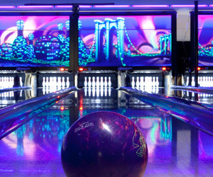 aesthetic, bowling, and game image