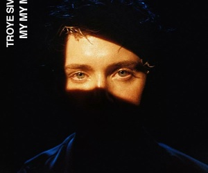 troye sivan and my my my image
