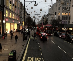 Oxford street, 8, and camera image