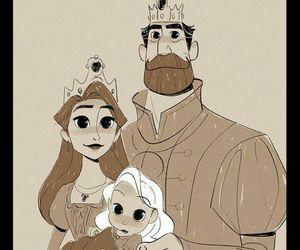 cartoon, ﺑﻨﺖ, and girl image