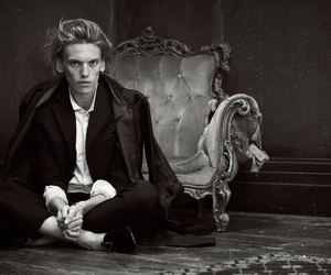 Jamie Campbell Bower, model, and sexy image