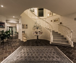 chic, entry, and elegance image
