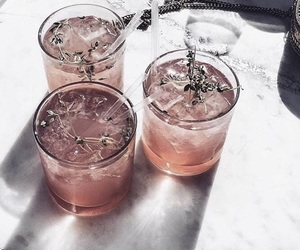 art, designer, and drinks image