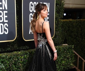 fashion, golden globes, and gucci image