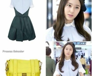 dress, heirs looks, and heirs clothes image