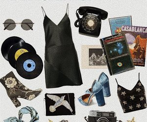 blackbird, fashion, and the beatles image