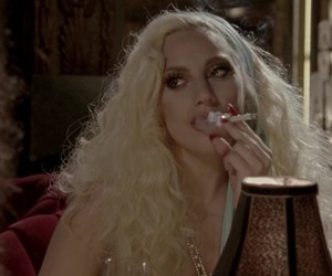 hotel, american horror story, and Lady gaga image