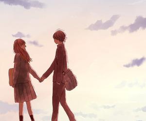 anime, girl, and art image