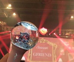 kpop, lightstick, and gfriend image