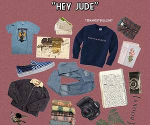 clothes, fashion, and hey jude image