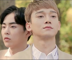 Chen, exo, and nature republic image