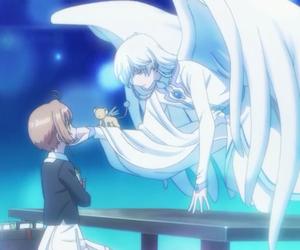animation, sakura card captor, and yukito image
