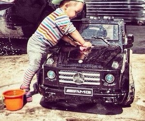 baby, boy, and mercedes image