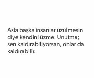 alıntı, türkçe sözler, and tumblr paylaşımları image