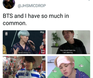 meme and bts image