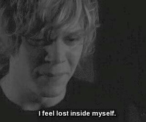 quote, tate, and ahs image