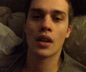 bad boy good lips and nicholas galitzine image