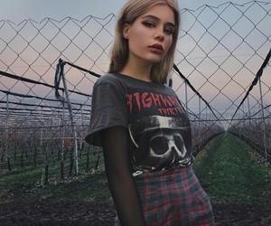 aesthetic, gothic, and grunge image