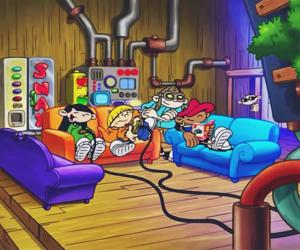 adults, cartoon, and cartoon network image