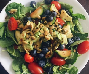fit, fitness, and greens image