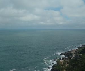 mar, paisagem, and verão image