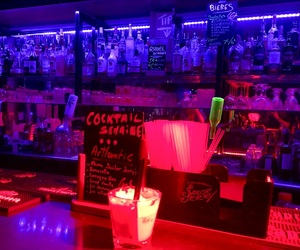 bar, cannes, and drink image