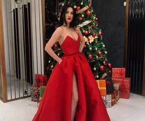 beauty, trend, and christmas image