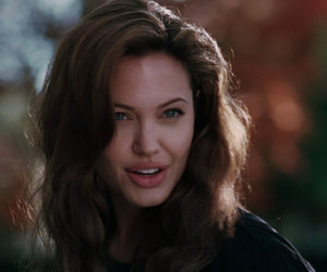 Angelina Jolie, mr and mrs smith, and love image