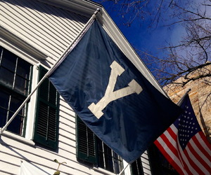 flag, initials, and ivy league image