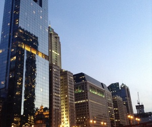 chicago, city, and relaxed image
