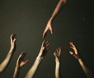 hands and help image