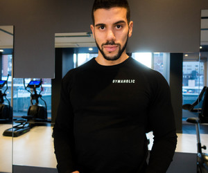 apparel, gymaholic, and fitness image